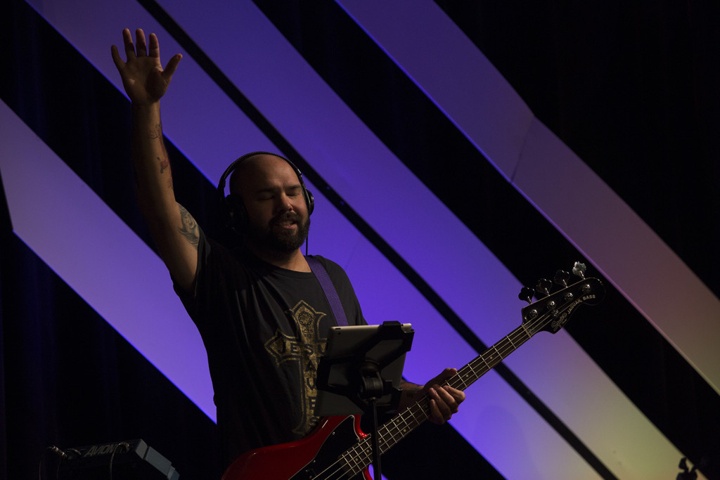 I LOVE the fact that CLC doesn't just have talented musicians, but musicians who are WORSHIPERS!