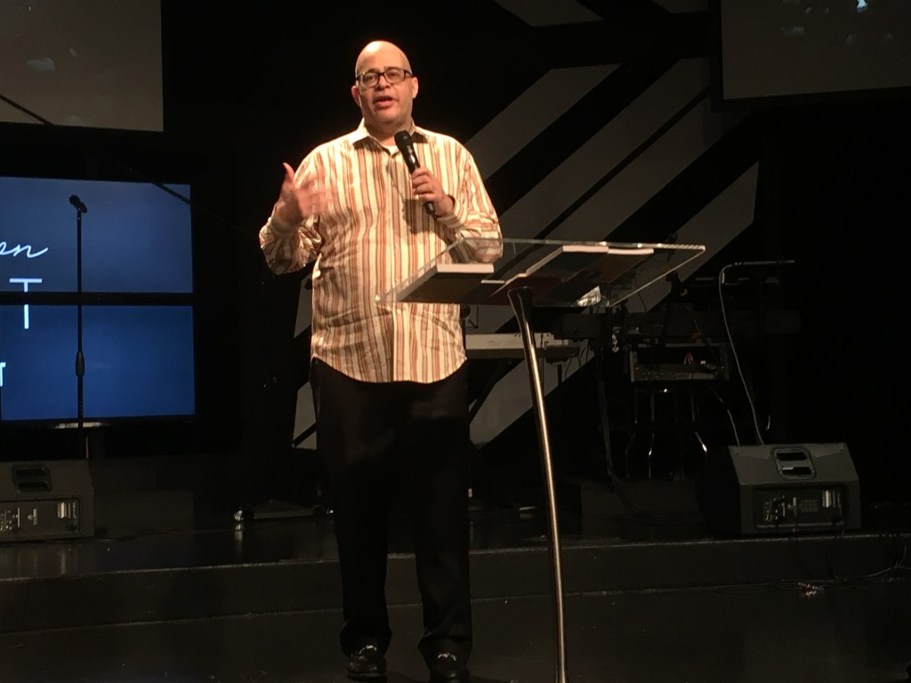 Apostle John Eckhardt did an amazing job of leading us in prophetic activations!