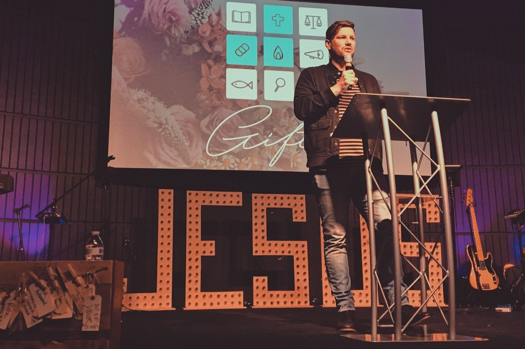 Pastor Sam reported a good day at the Hammond campus, with at least 10 first-time guests AND 15 different life groups for the summer semester!