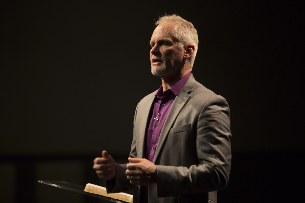 Steve Thompson gave us such a profound, yet simple message as to WHY we were placed on earth!
