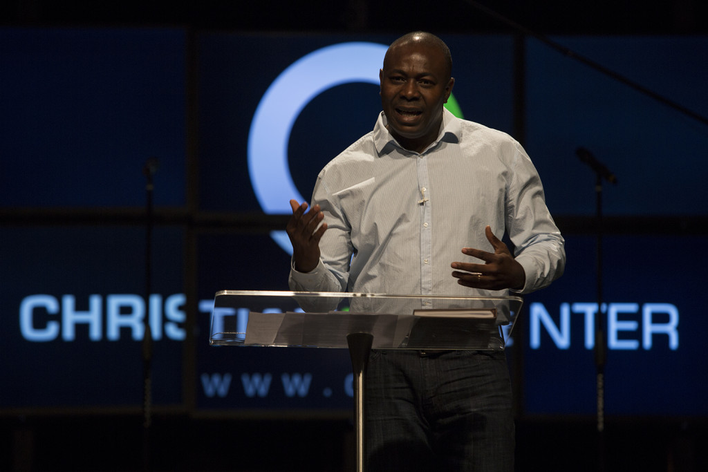 Then James Ineh challenged us to make a difference in the next generation, just as others have done in our generation!