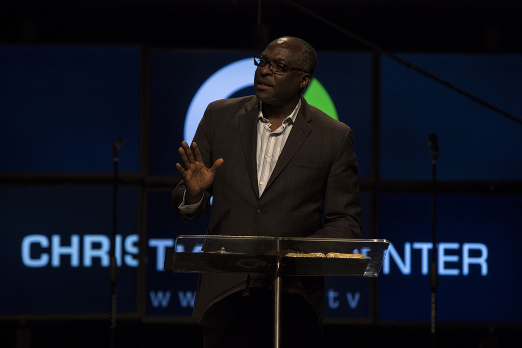 At the 10am service, Pastor Niyi Gbade delivered a powerful word about Christian hospitality, and gossip and missions! (Trust me, they all fit together in 3John!)