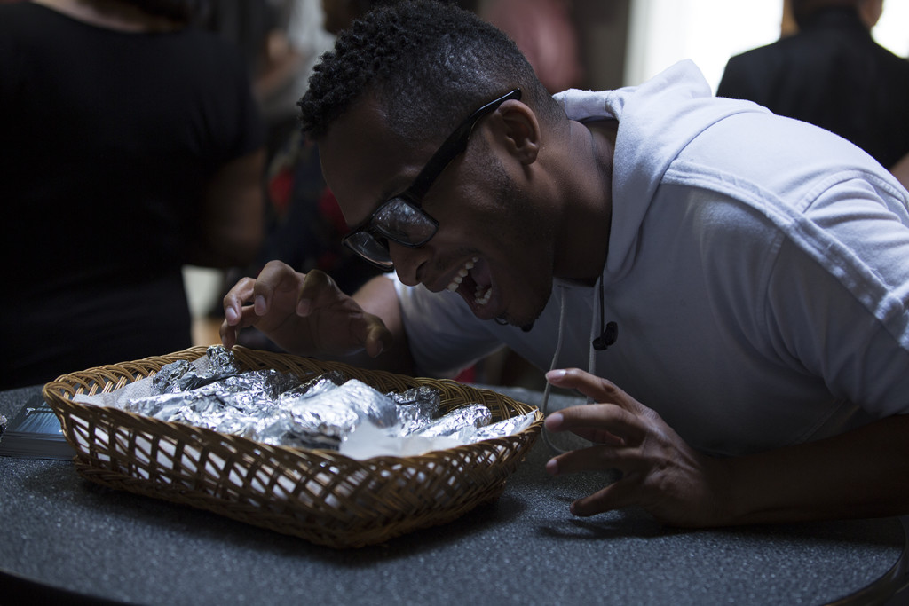 the Tacos for dads were also a hit, when we could keep Pastor Jon away from them-