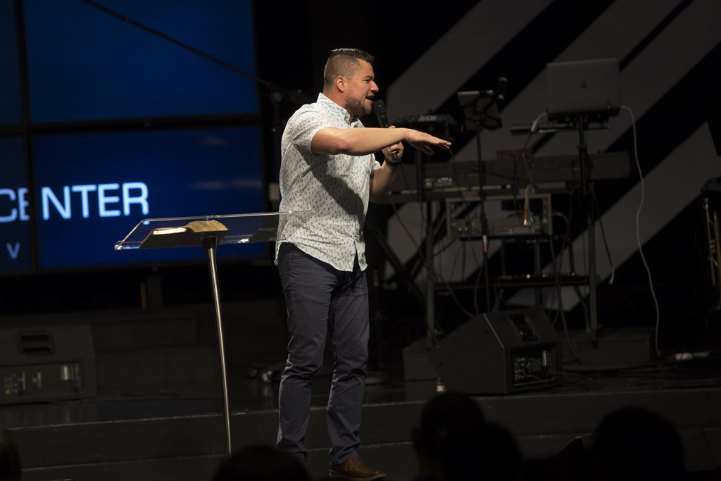 Today we announced plans to launch our 4th campus and the new campus pastor, Josh Moran, brought the Word at 10am