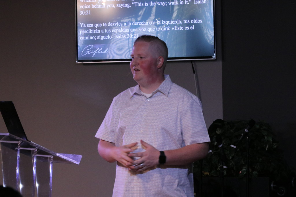 Pastor Brent closed the 'GIFTED' series in Blue Island with a message about Passover, Pentecost & Tabernacles.