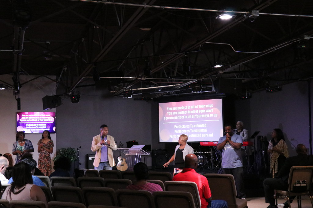 Finally he invited others who move prophetically to share that time of ministry with him - it was an AMAZING day in Blue Island! (The GIFTED series may have ended last Sunday, but we're just getting started!)