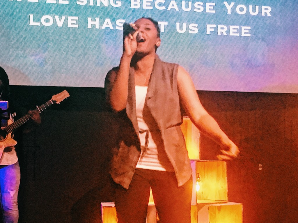 Worship was great at our Hammond campus, where the attendance was more than DOUBLE from Father's Day 2016!!!