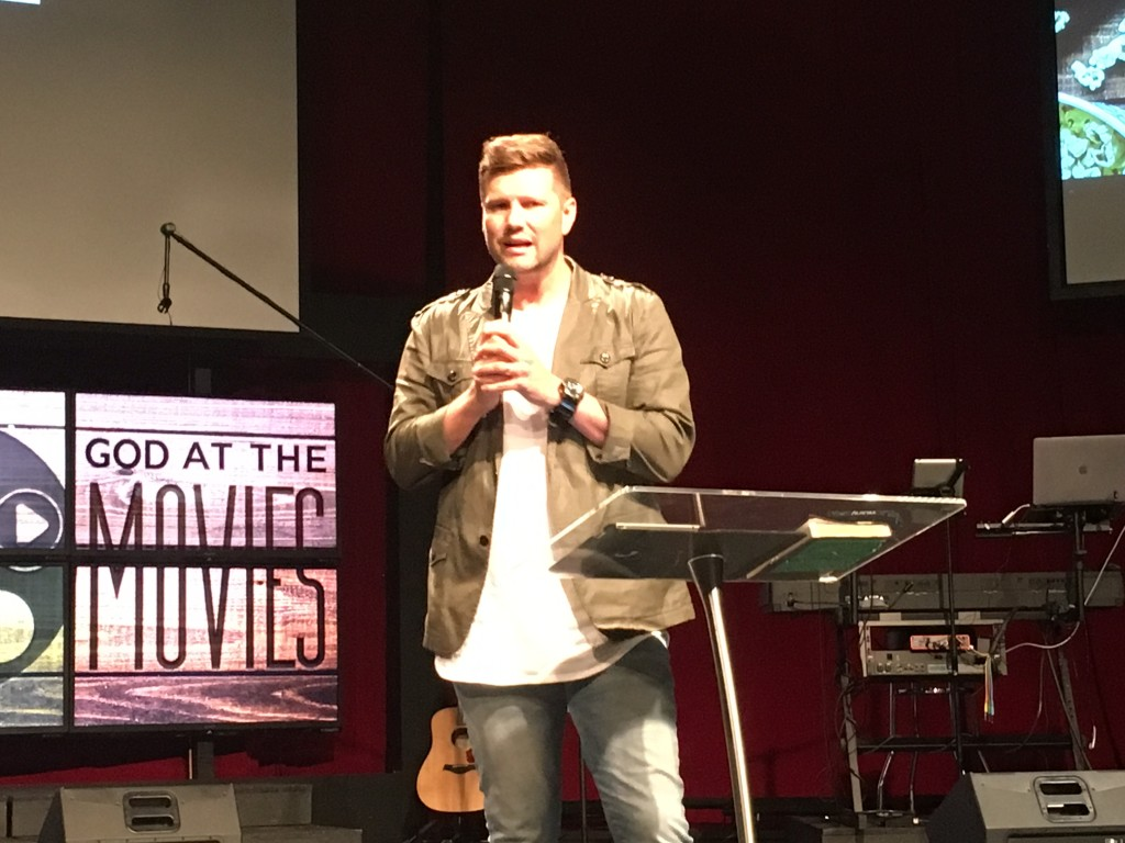 It was great having Pastor Sam Hamstra from our Hammond campus bring the word today from 'Moana'!