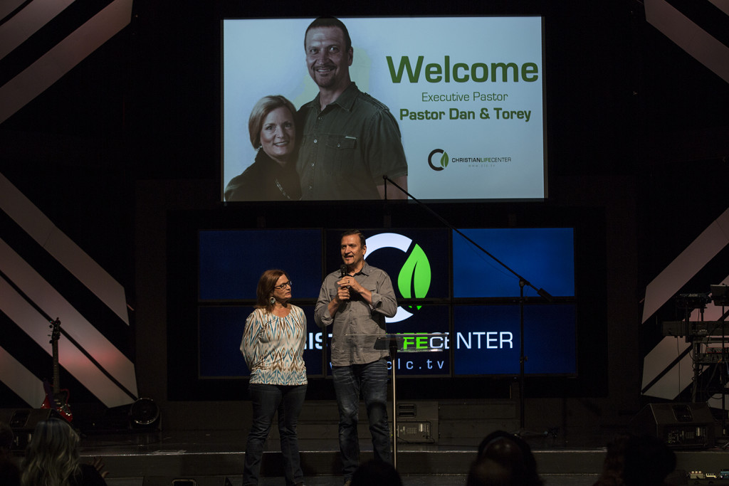 And we welcomed our new Executive Pastors, Dan & Torey Goodson!