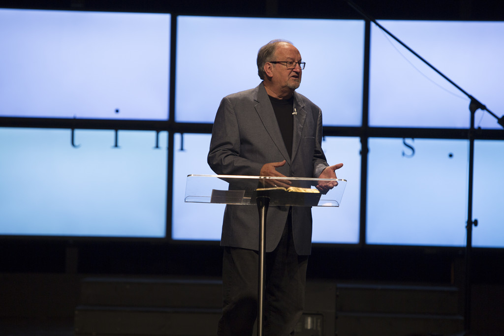 """I shared a teaching on """"HONOR"""" for week 2 of our 'Timeless' series, and people game their life to Christ in each service!"""
