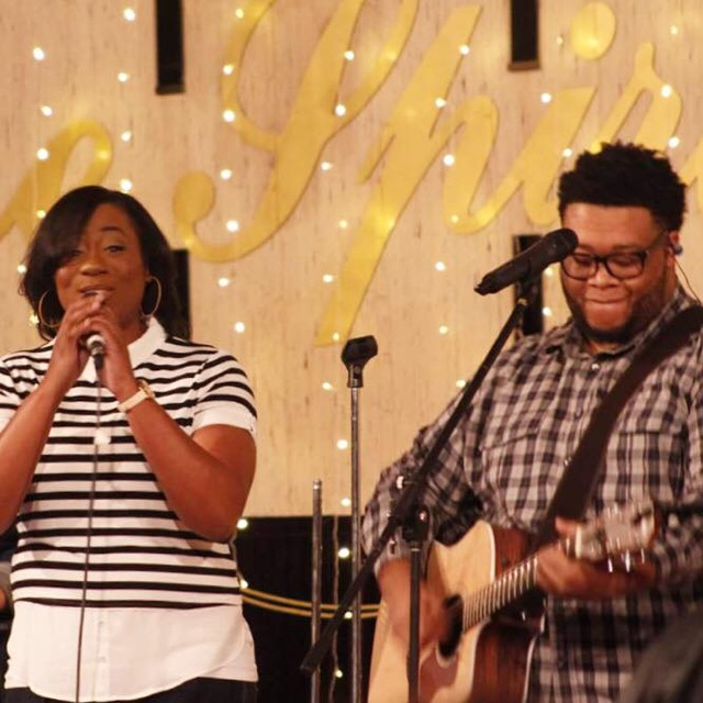 Amanda Edwards and Linell Muse from our Hammond campus-