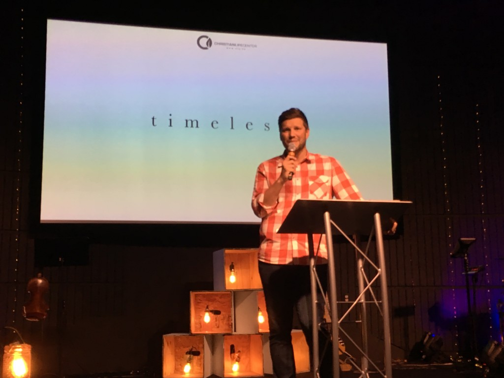"""Pastor Sam preached the """"HONOR"""" message"""