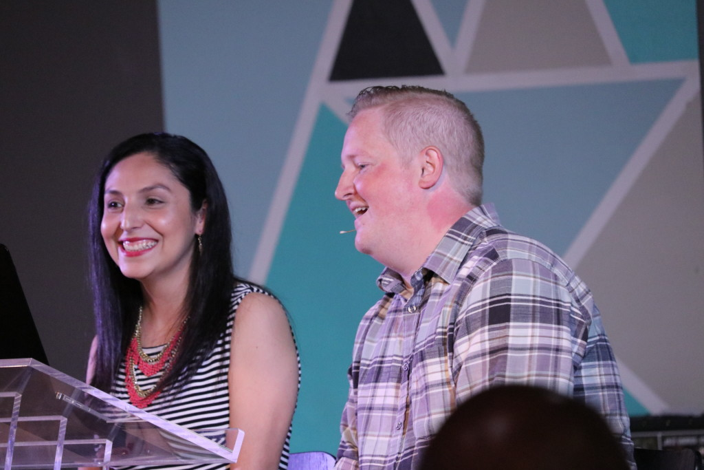 I hear it was a VERY Hot Seat in Blue Island, but Pastor Brent & Sol passed the test, and people were helped!