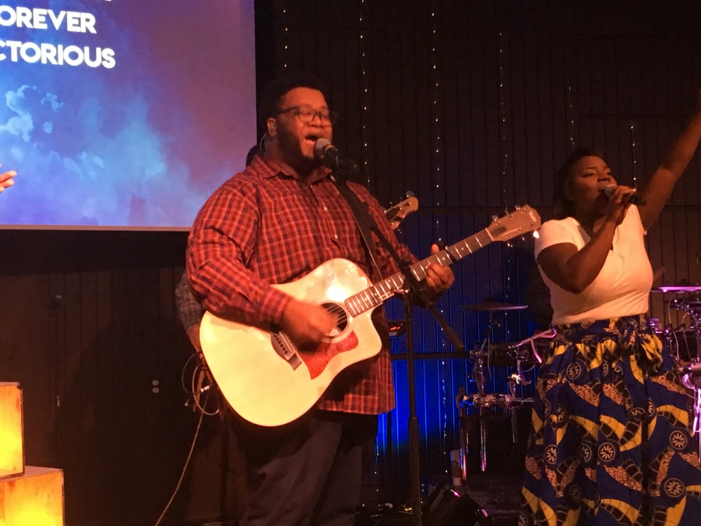 In Hammond, it was certainly bittersweet to say goodbye to the only worship director in the history of our campus - Linell Muse. He's accepted a great new opportunity in Missouri.