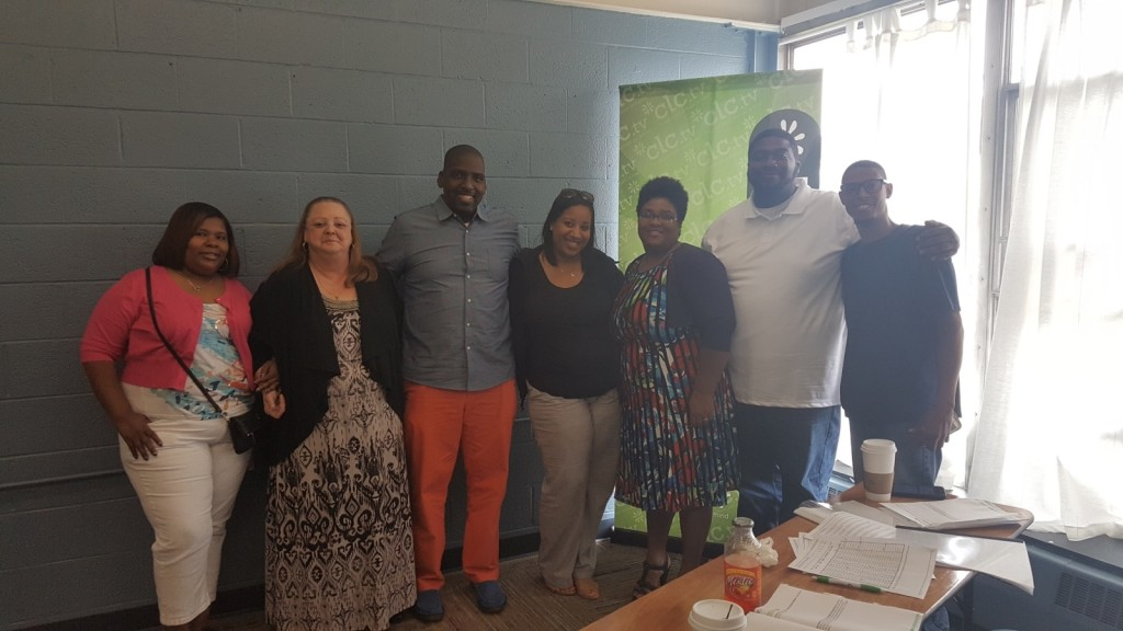and 6 people joined our CLC-Hammond family today through Growth Track, step 2!