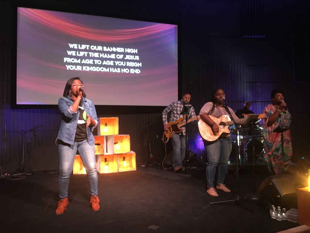 Our Hammond campus worships, and they're looking forward to Tommie Billups as their new Director