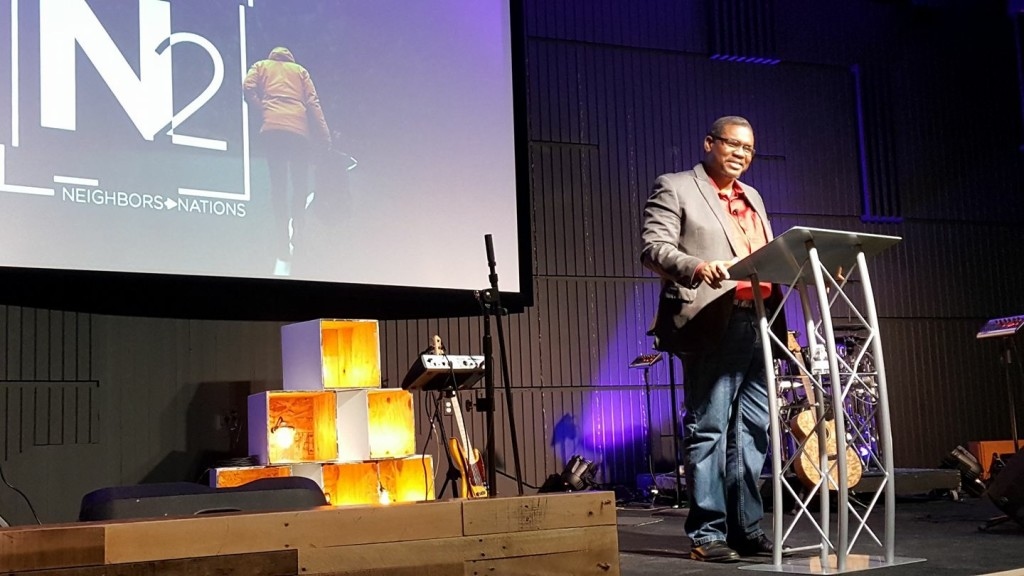 Dr. Chinedu Oranye brought a great word in Hammond-