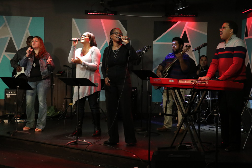 Our Blue Island campus worship is anointed!