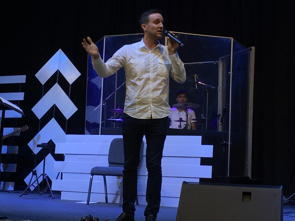 Pastor Jesse McCaul closed the seminar with a strong 'word' to the delegates about the ripe harvest fields of Cambodia!  He is such a great leader and has become a true friend....we simply LOVE what God is doing here!