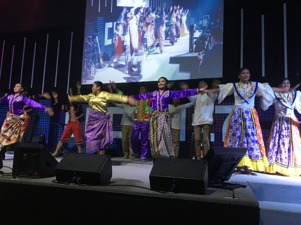 The final day of the convention started with a wonderful cultural presentation in dance, from the CLC-Koronadal campus