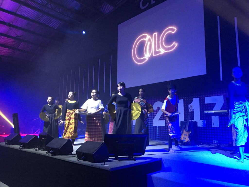 The Convention opened with a terrific production: native dancers, a Philippine color guard, followed by the Philippine National Anthem and more - you really had to be here to believe it!