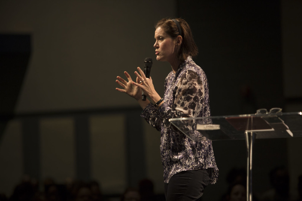 I can't say enough about Sarah Bowling's ministry all weekend.  She taught the Word with such insight & challenged our thinking with life-giving truths in each message!