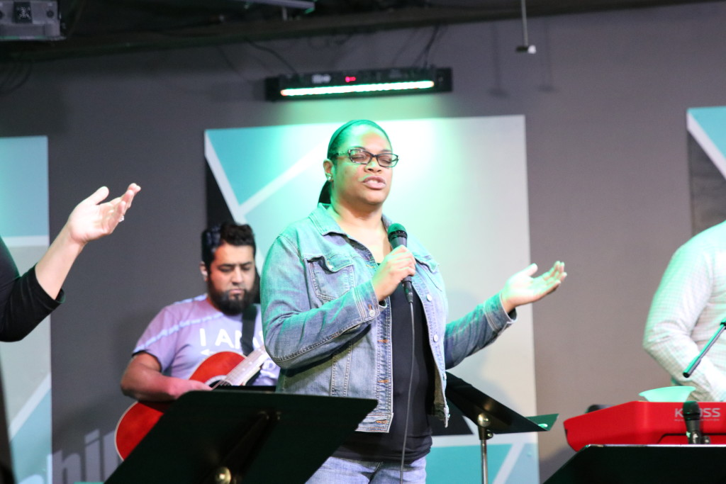 Worship isn't just a sermon series; it's a hallmark at CLC, at each campus!