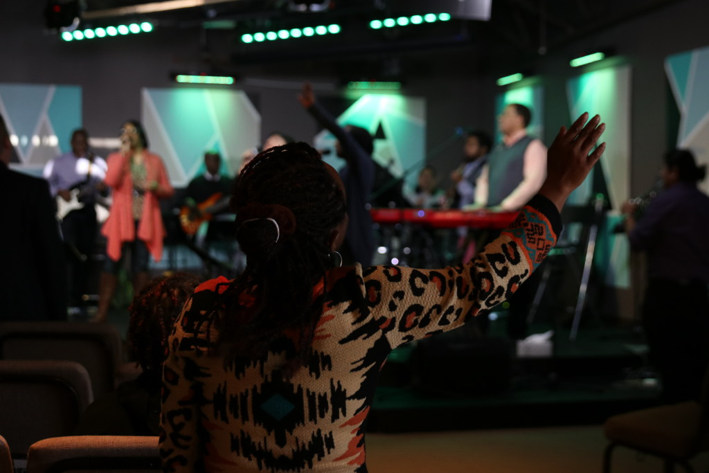 One thing is for sure: this series has taken worship at each campus to another level!