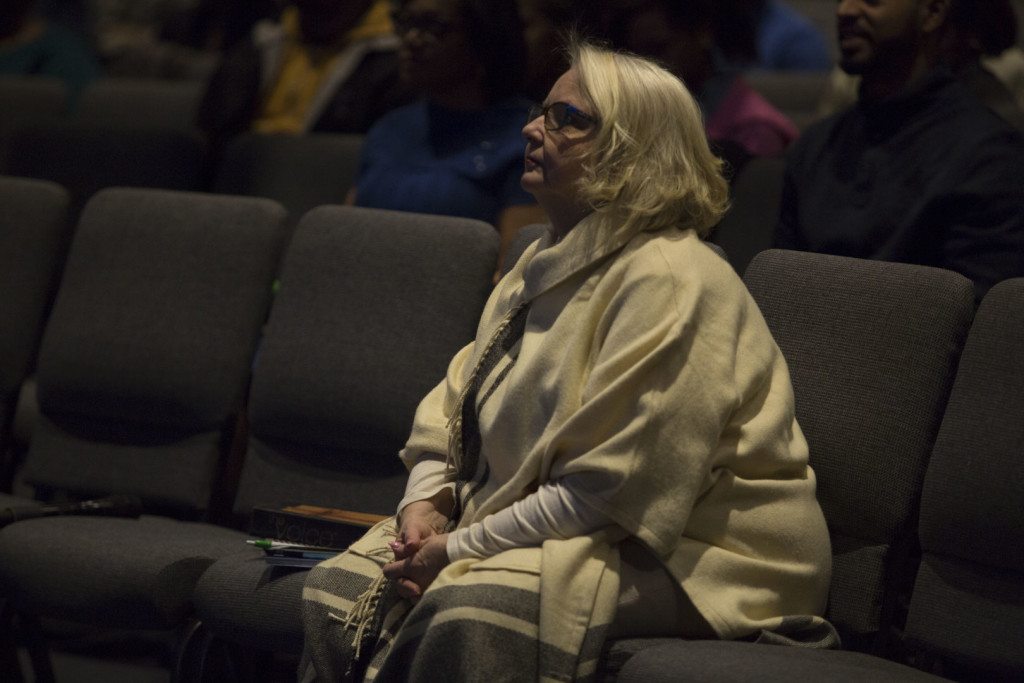 Highest compliment to any preacher: that time your wife listened to you like it was the first time, even though she's been listening to you teach for 46 years. Love this woman!